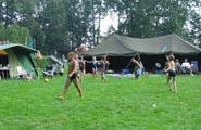 Snippen Jeugdtoernooi - Amstelbad kamperen